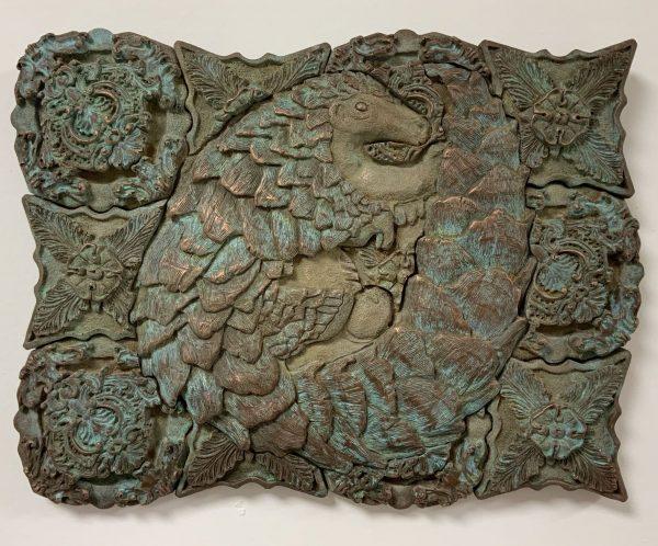 Peter Mammes sculpture
